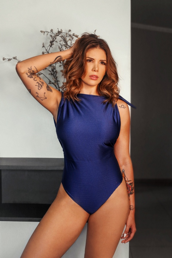 BODY THAYSA AZUL MARRAKESH